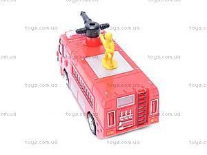 Пожарная машина с мыльными пузырями, 1098, фото