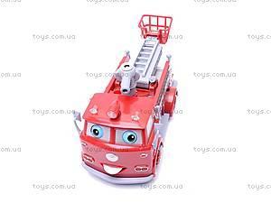 Пожарная машина, с мыльными пузырями, B838B, отзывы