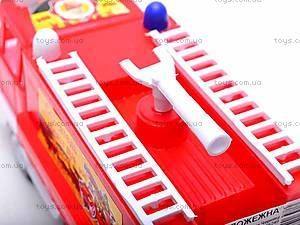 Пожарная машинка «Мини», 5169, купить