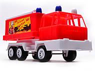 Пожарная машинка «Мини», 5169