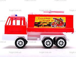 Пожарная машинка «Мини», 5169, отзывы
