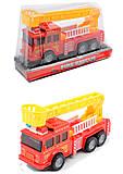 Пожарный транспорт под слюдой, 129-23