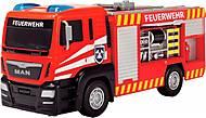 Пожарная машина MAN с открывающейся боковой панелью, 371 2008-2, игрушки