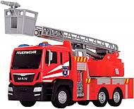 Пожарная машина MAN с выдвижной лестницей, 371 2008-1