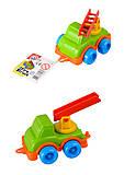 Пожарная машина Мини Технок, 5231, купить