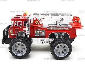 Пожарная машина на радиоуправлении для детей, 1911-19A, купить