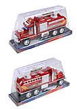 Пожарная машина, 2 вида, 127-12, отзывы