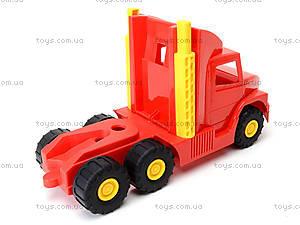 Пожарная машина с лестницей Super Truck, 36570, купить