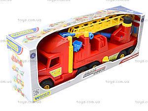 Пожарная машина с лестницей Super Truck, 36570, отзывы