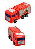 Пожарная машина с музыкой и светом, 2280, купить