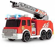 Пожарная машина с водяной помпой 15 см , 330 2002, отзывы
