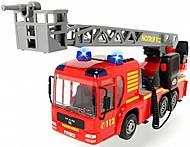 Пожарная машина со светом и звуком Dickie Toys, 3 716 003, отзывы