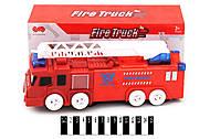 Пожарная машина-трансформер музыкальная, 5168-11