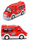 Пожарный микроавтобус, ST66-05, отзывы