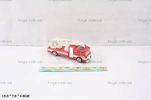 Пожарная машина инерционная , KT715-1