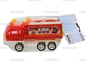 Пожарная машинка «Мини», 5169, Украина