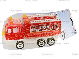 Пожарная машинка «Мини», 5169, доставка