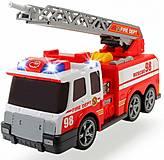 Пожарная служба со светом и звуком 36 см, 3 308 358, отзывы