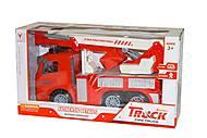 Пожарное авто на батарейках, SPL299264, купить