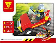 Пожарные спасатели «Спасательная машина», 4121