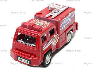 Пожарный автобус, 3988-6, купить