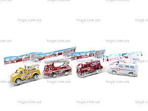Пожарный автобус, 3988-6