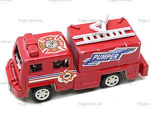 Пожарный автобус, 3988-6, отзывы