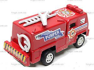 Пожарный автобус, 3988-6, цена