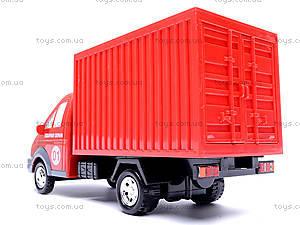 Пожарный фургон Газель, 18120, цена