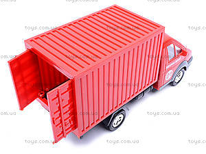 Пожарный фургон Газель, 18120, детские игрушки