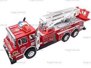 Пожарный грузовик, 0358, купить