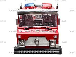 Пожарный грузовик, 0358, фото