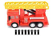 Пожарный инерционный транспорт, RJ6682-1, отзывы