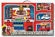 Игровой набор «Пожарный участок», K12636