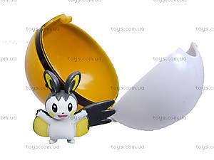 Игрушечный покебол с фигуркой Pokemon GO, BT-PG-0001, купить