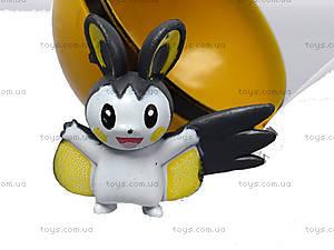 Игрушечный покебол с фигуркой Pokemon GO, BT-PG-0001, отзывы