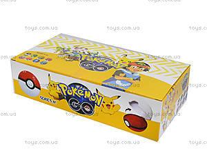 Игрушечный покебол с фигуркой Pokemon GO, BT-PG-0001, игрушки