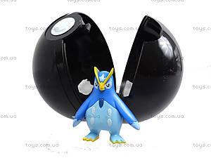 Покебол с фигуркой Pokemon, 8 штук, BT-PG-0002, фото