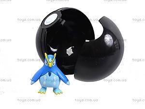 Покебол с фигуркой Pokemon, 8 штук, BT-PG-0002, игрушки