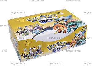 Покебол с фигуркой Pokemon GO, BT-PG-0003, фото