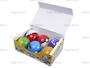 Покебол с фигуркой Pokemon GO, BT-PG-0003, цена
