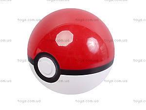 Покебол с фигуркой Pokemon GO, BT-PG-0003, игрушки