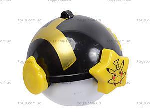 Покебол с фигуркой Pokemon 3, 8 штук, BT-PG-0011, игрушки