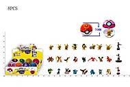 Покеболы и покемоны в игровом наборе, HT16556, фото