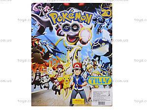 Покемоны и покебол Pokemon GO, 4 фигурки, BT-PG-0005, купить