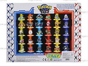 Набор покемонов Pokemon XY, 9 фигурок, BT-PG-0015, фото