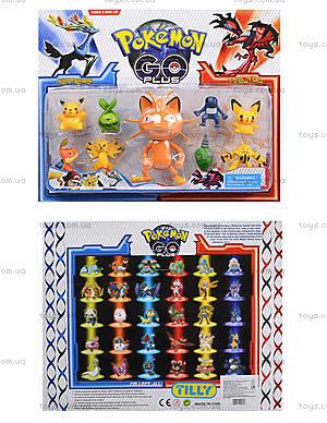 Набор покемонов Pokemon XY, 9 фигурок, BT-PG-0015
