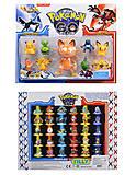 Набор покемонов Pokemon XY, 9 фигурок, BT-PG-0015, купить