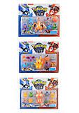 Набор покемонов Pokemon XY, 9 фигурок, BT-PG-0015, тойс ком юа
