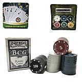 Покерная игра с колодой карт, IGR40, отзывы